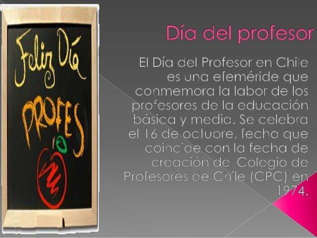 Día del profesor eduardo vargas colegio araucaria