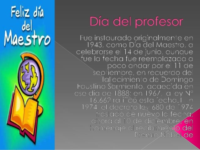Día del profesor eduardo vargas colegio araucaria Slide 3