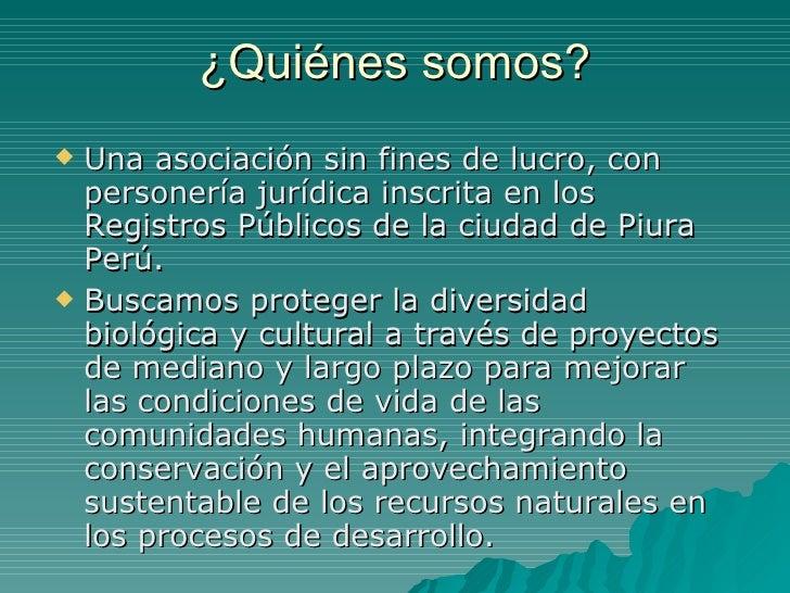 Eduvida Piura -presentación Slide 2