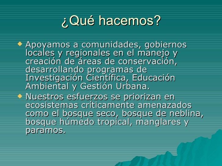 Eduvida Piura -presentación Slide 3