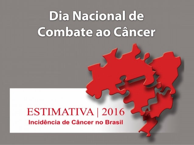 Um Problema de Saúde Pública CÂNCER 20 milhões de pessoas no mundo têm câncer Alto impacto socio-econômico Tratamento de a...