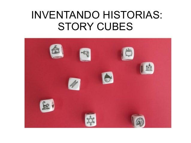 INVENTANDO HISTORIAS: STORY CUBES