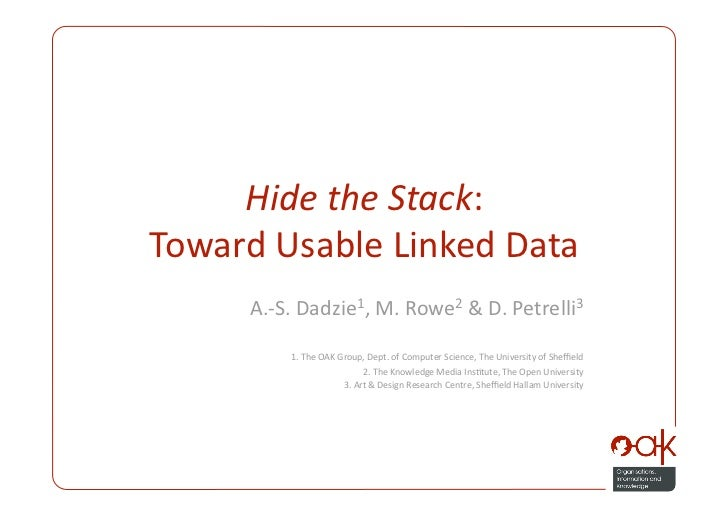 Hide