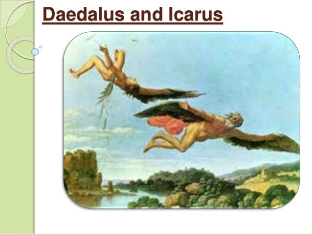 the myth of daedalus and icarus essay