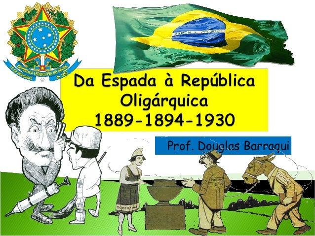 Prof. Douglas Barraqui