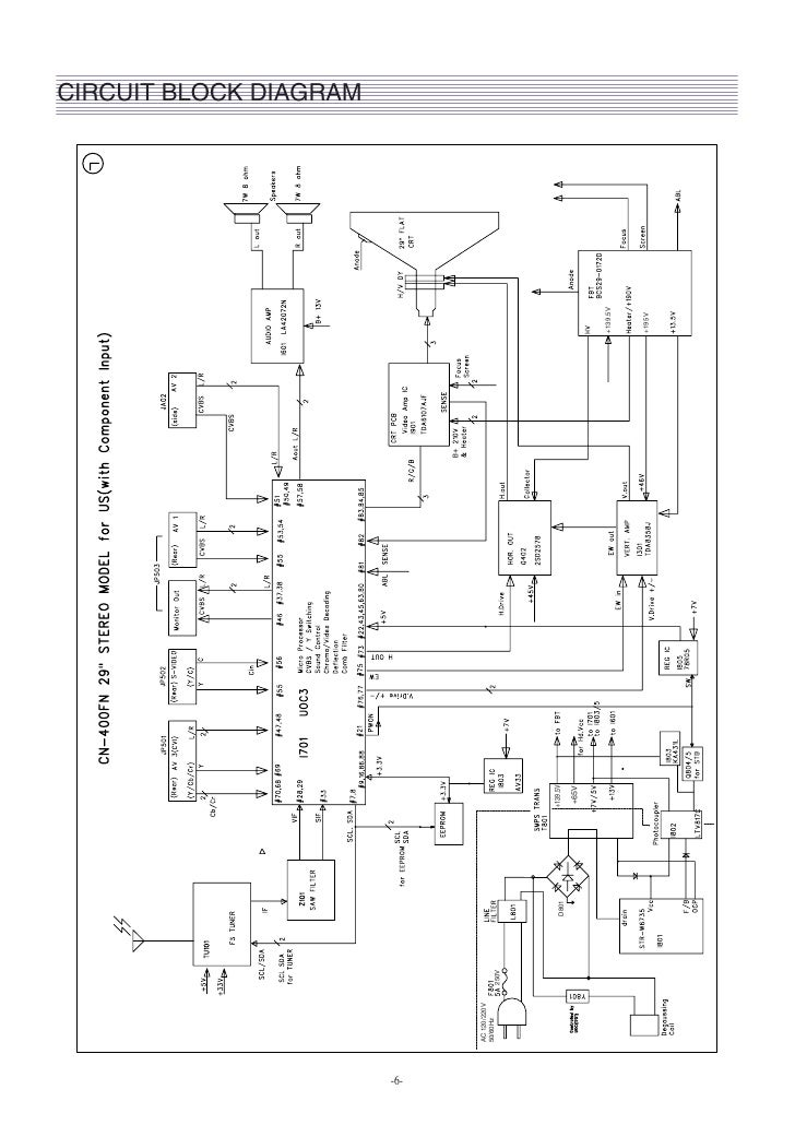 daewoo lifier wiring diagram