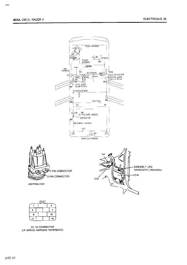 Daewoo refrigerator wiring diagram daewoo wiring diagrams instruction p25 wiring diagram asfbconference2016 Image collections