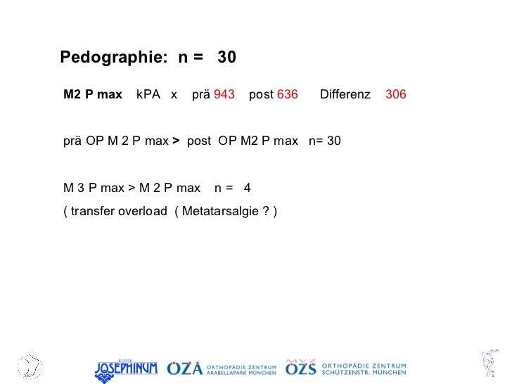 Weilosteotomie und Naht der Plantaren Platte bei Luxiertem MTPG 2