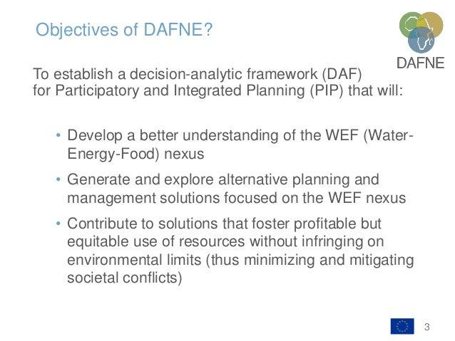 DAFNE Project Slide 3