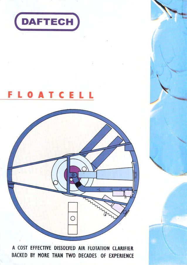 Daftech Engineers Private Limited, Chandigarh, Dissolved Air Flotation (DAF) Water Clarifier