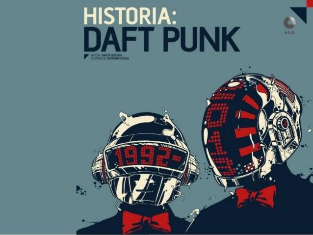 klub.fm Daft Punk - Historia 2013