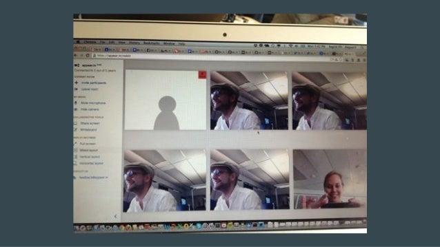 Skype works Facetime works Hangouts works Messenger works