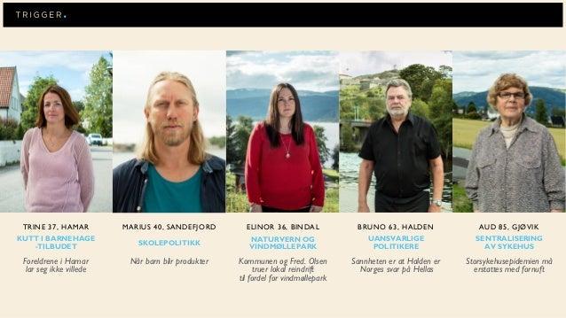 TRINE (37) STÅR FOR DET HUN MENER. HVA MENER DU? Sterke meninger har alltid vært en del av sjelen til Dagbladet. Nå invite...