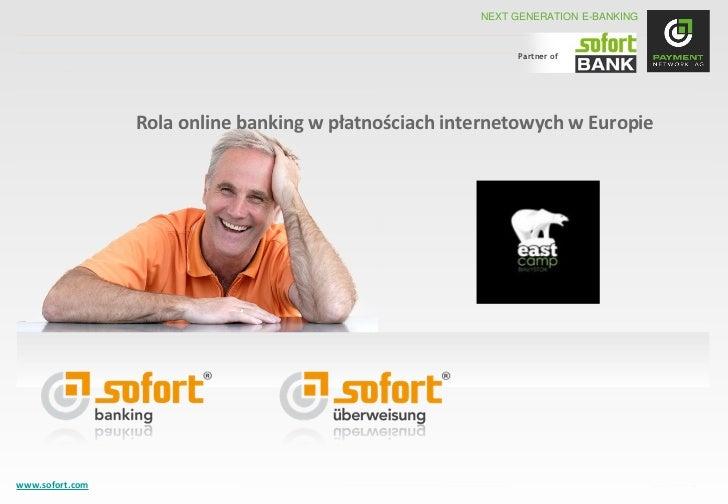 NEXT GENERATION E-BANKING                                                                    Partner of                   ...