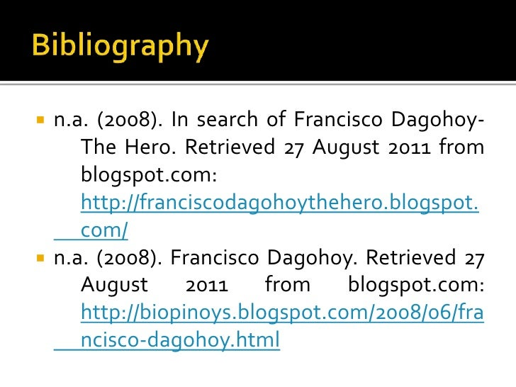 francisco dagohoy