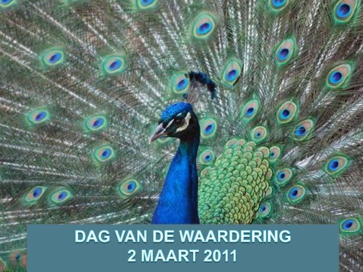 Event Dag van de waardering   Qurius Inspirience center, Zaltbommel         11.30u Ontvangst         12.00u   Check in do...