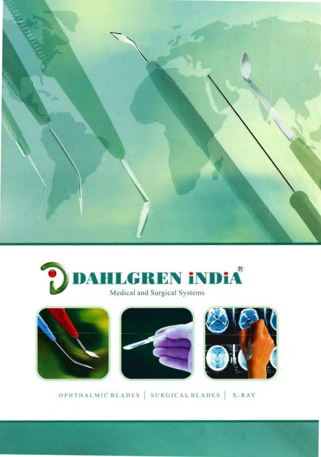 Dahlgren India, New Delhi, Surgical and Medical Equipment