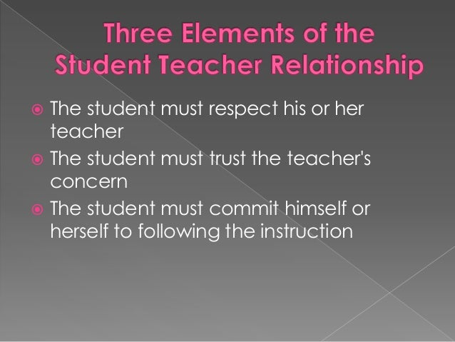 deteriorating relationship between teachers and students essay Sản phẩm dù đúng tâm là sự lựa chọn tốt nhất của khách hàng, được sử dụng rộng rãi trên khắp mọi nơi như : nhà hàng, cà.