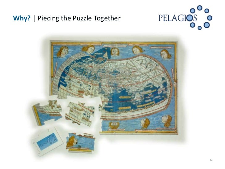 Why? | Piecing the Puzzle Together                                     6