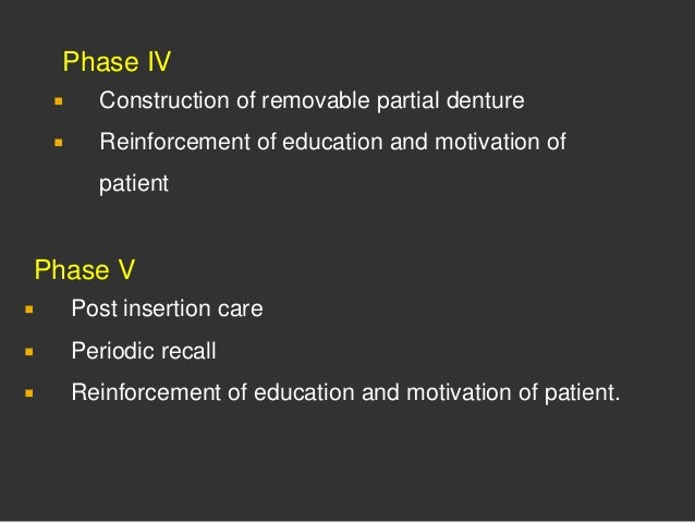 Diagnosis and treatment planning in removable partial denture – Subjective Objective Assessment Planning Note