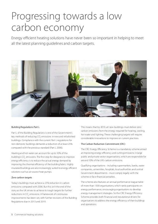 ... 6. Progressing Towards A Low Carbon Economy Energy Efficient Heating ...