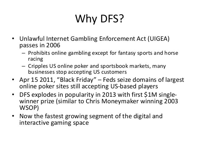 Unlawful internet gambling enforcement act notice can you reraise in poker