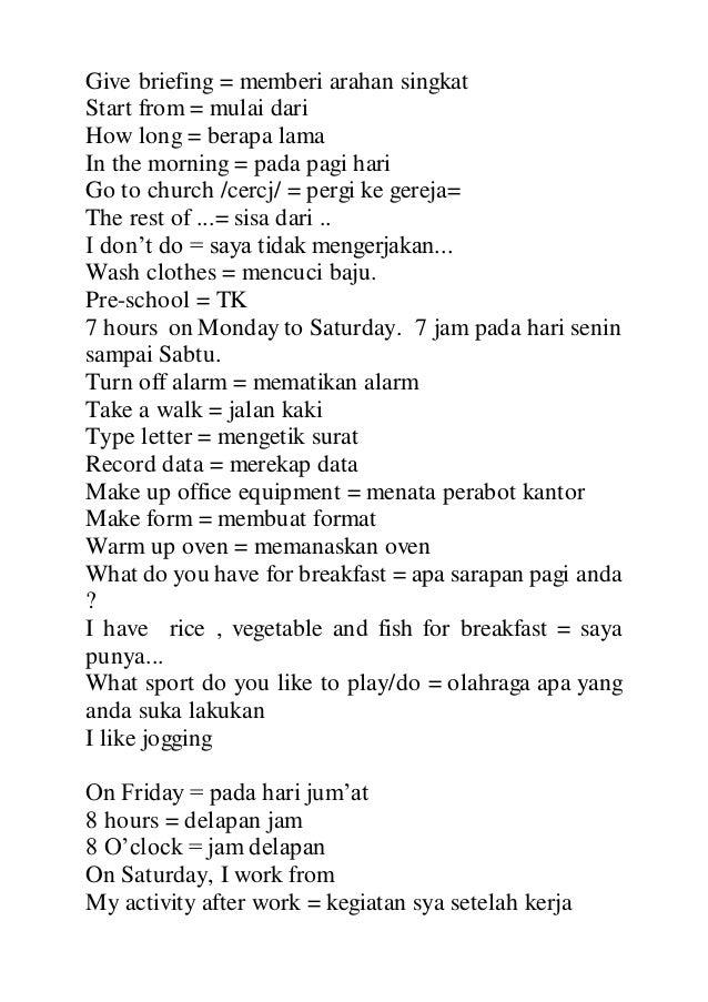 Contoh Daily Activity Anak Laki Laki Download Gambar Online