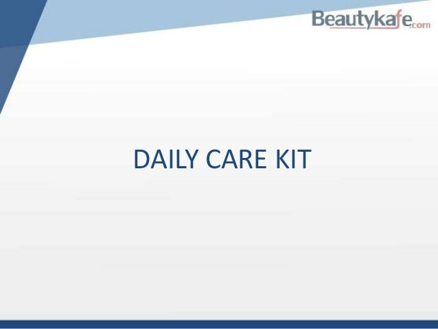 DAILY CARE KIT