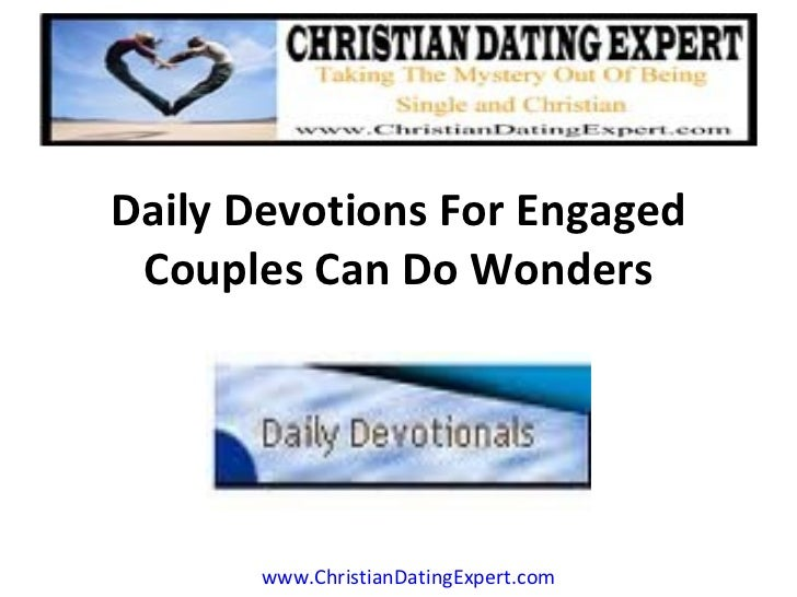 christian devotions for dating