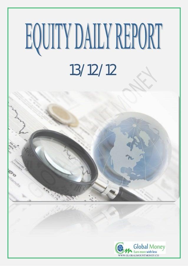 13/12/12           WWW.GLOBALMOUNTMONEY.CO