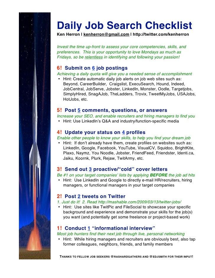 websites for job hunting