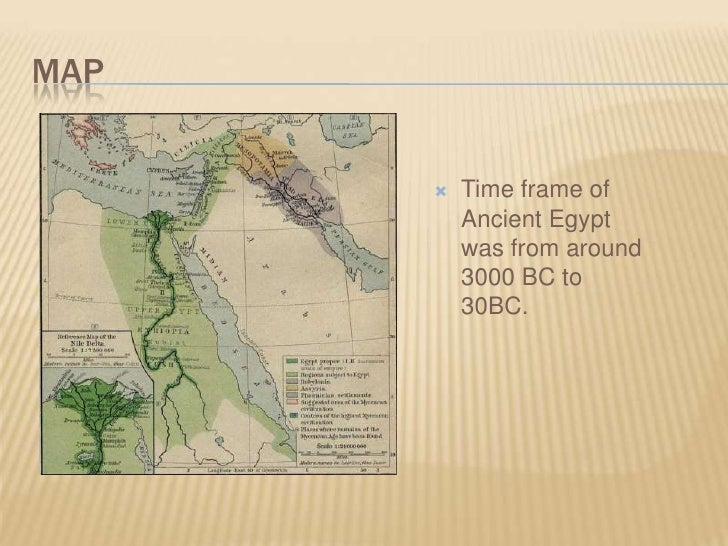 Daily Life In Ancient Egypt By Yvonne And Rebecca - Map of egypt 3000 bc