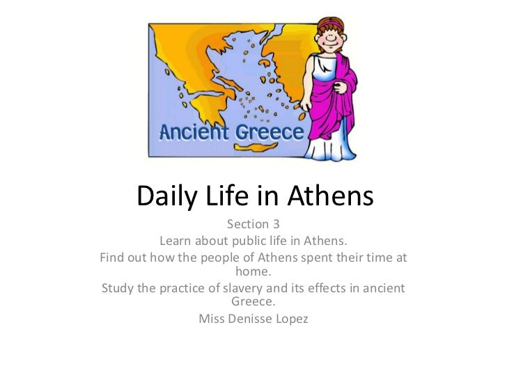 Daily life in ancient sparta essay