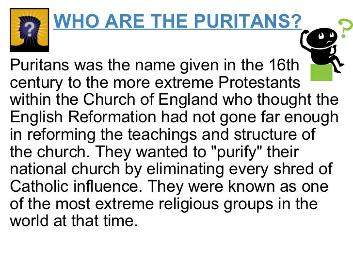 facts and the way of living of puritans The pilgrims facts & worksheets  this download is exclusively for kidskonnect  when they became dissatisfied with their situation and the effects that living in.