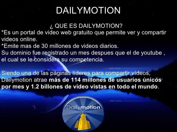 Dailymotion 2 – Fondos de Pantalla