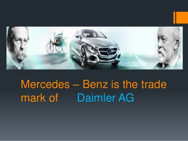 About Daimler AG