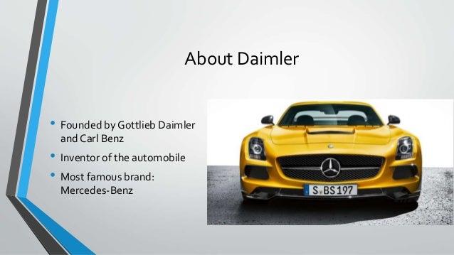 Daimler Digital Strategy