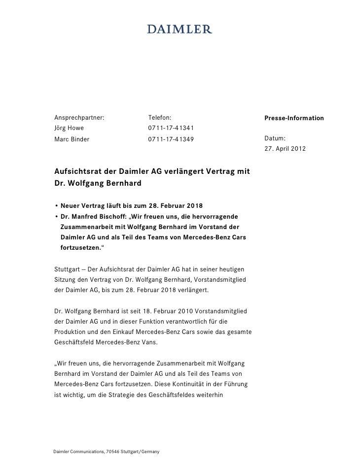 Ansprechpartner:                          Telefon:                    Presse-InformationJörg Howe                         ...