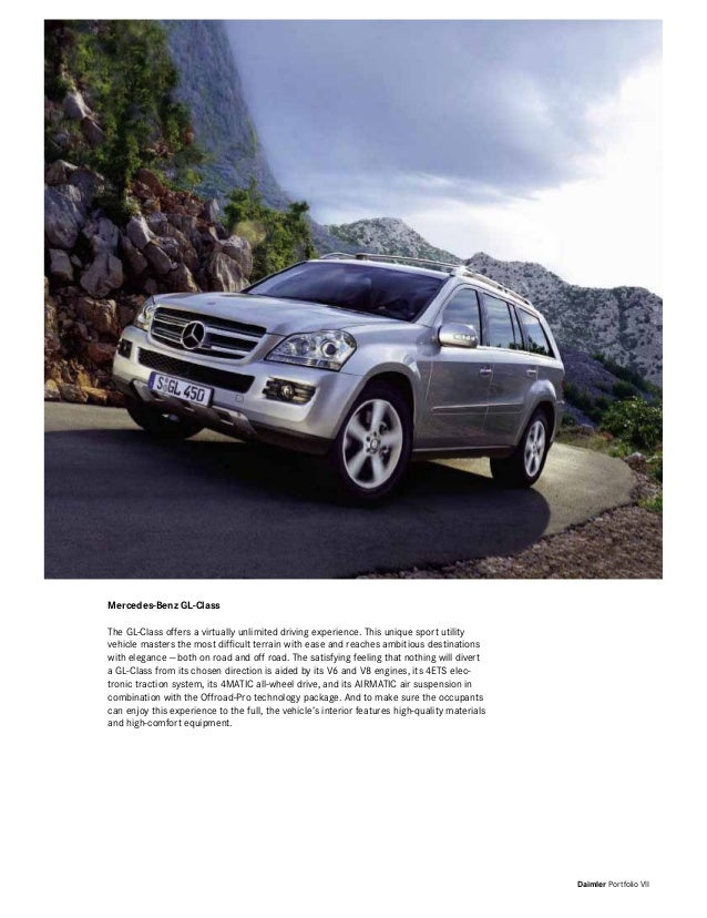 """annual report of daimler chrysler Daimler-chrysler concentrates its business on a limited number of core areas, (annual report 2005) these are automobiles, including suv's[1], sports and passenger cars, minivans and pick-ups, and according to the report it is the """"world's largest manufacturer of commercial vehicles."""