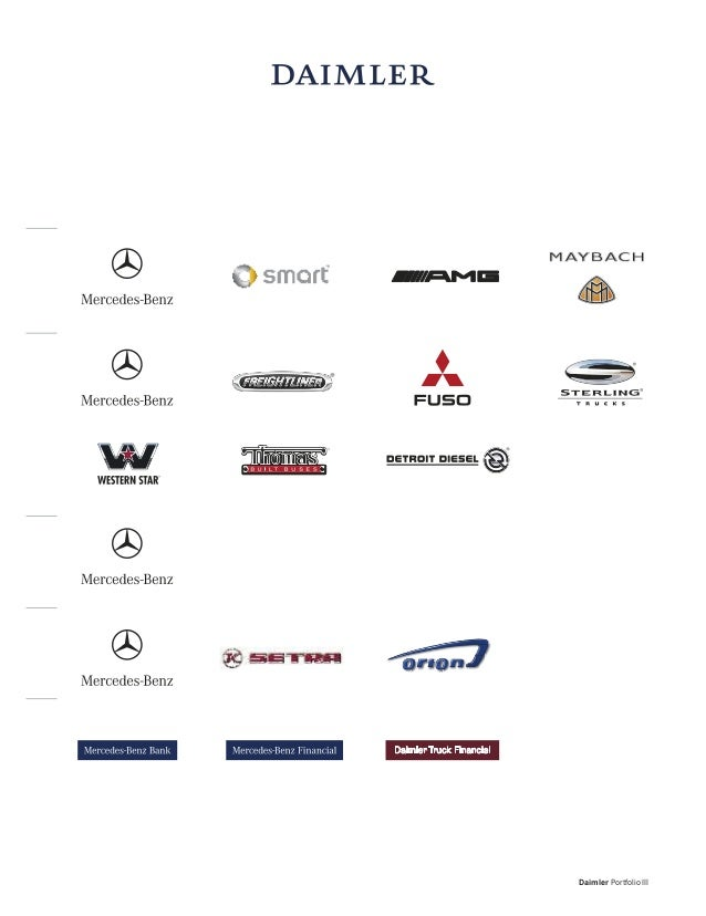 Daimler 2007 Annual Report
