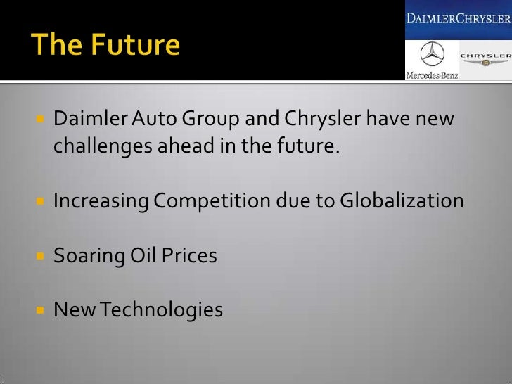 daimler chrysler post merger news analysis Latest breaking news and headlines on daimler ag (ddaif) stock from seeking  alpha read the news as it happens.