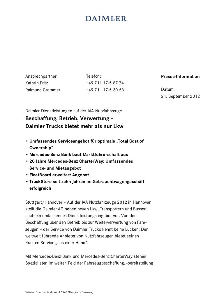 Ansprechpartner:                         Telefon:                      Presse-InformationKathrin Fritz                    ...