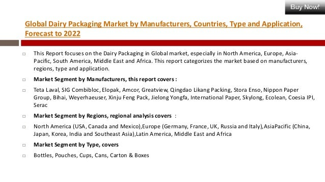 the packaged milk industry marketing essay A study on the association between brand awareness and consumer/brand loyalty for the packaged milk industry in pakistan  managerial marketing ejournal.