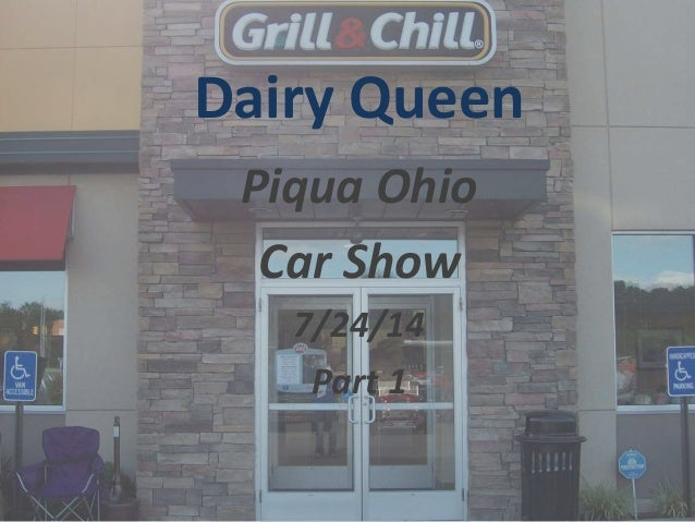 Dairy Queen Cruise in part one