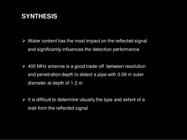 Vivaldi antenna thesis