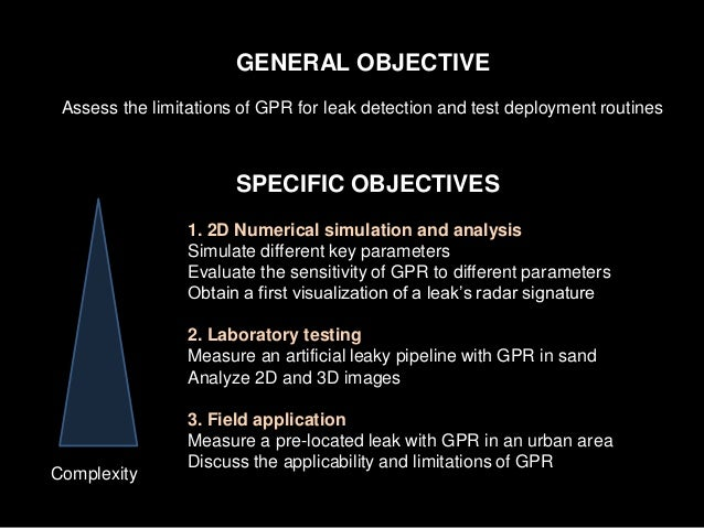 pipeline leak detection thesis Introduction this thesis aims to apply the observer design technique to leak detection for pipeline systems if the difference goes beyond a defined value this model is fed with pressure measurements at both ends of the pipeline.