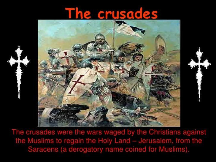 Holy wars muslim vs christian essay
