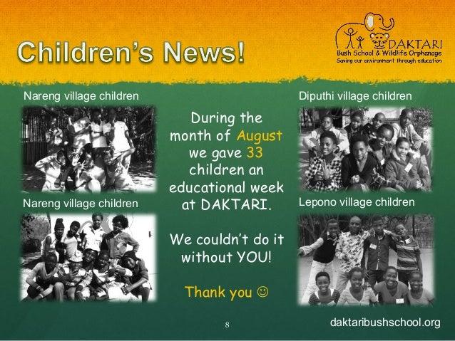 daktaribushschool.org8 Nareng village children Nareng village children Lepono village children Diputhi village children Du...