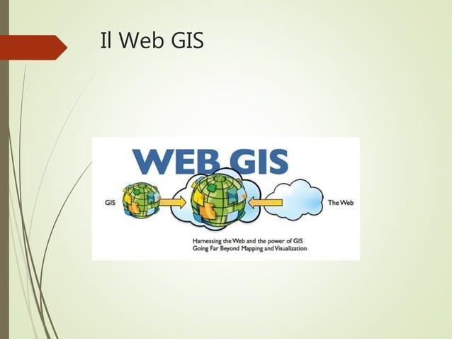 Il Web GIS