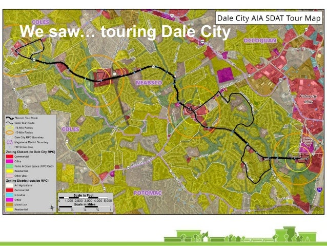 Dale City VA Retrofit Strategy